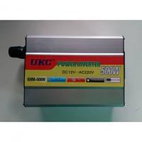 Преобразователь напряжения ( Инвертор) 12V-220 Вольт KHM 500 Вт