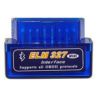 Диагностический сканер-адаптер OBD2 ELM327 Bluetooth mini