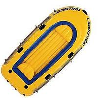 Лодка надувная Challenger 3 Intex 68369
