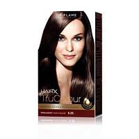 """Стойкая краска для волос """"Цвет-Эксперт"""". Орифлейм. Интенсивный коричневый"""