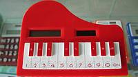 Калькулятор пианино рояль оригинальный на от солнечной энергии