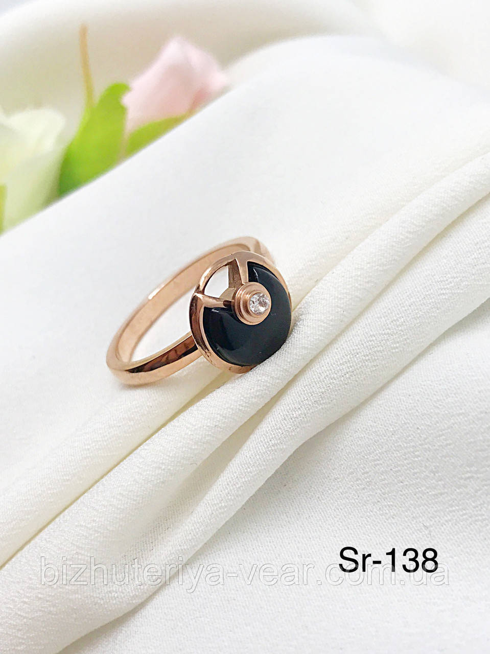 Кольцо Sr-138(6,7,8,9)
