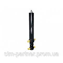 Гидроцилиндр вертикальный с внешним кожухом 190 bar
