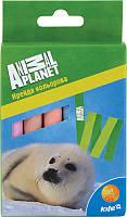 Мел цветной Kite Animal Planet AP15-075K