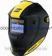 Сварочная маска Warrior™-TECH 9-13 черная или желтая