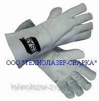 "Перчатки для сварки в условиях повышенной нагрузки ""Heavy dyty BASIC"" ESAB"