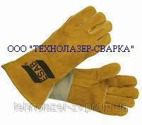 """Перчатки для сварки в условиях повышенной нагрузки и высоких температур """"Heavy dyty Regular"""" ESAB"""