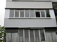 Балкон вагонкой под ключ 6 метров красиво