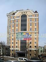 Система молниезащиты жилого здания по ул. Жилянской,110 в г. Киеве