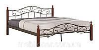 Кровать кованая Мелис 140 (Melis 140)