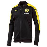 Толстовка Puma BVB Stadium Jacket with Sponsor Logo (ОРИГИНАЛ) M