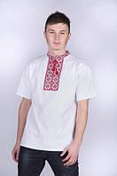 Мужская футболка вышиванка.  Интерлок. Мягкая и приятная! Качество выше цены!