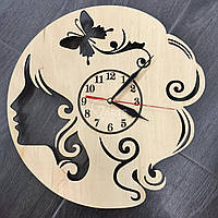 Часы настенные тематические «Салон красоты»