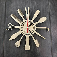 Настенные часы «Индустрия красоты»