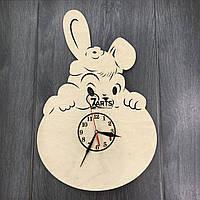 Настенные детские часы «Забавная зверушка»