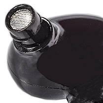 Многофункциональная гарнитура VOTS GX1 черная для компьютера ноутбука смартфона музыкальная с микрофоном, фото 3