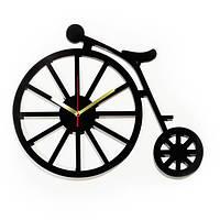 Настенные часы Didiart Старинный велосипед 1-0125