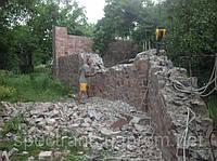 Стоимость демонтажа здания. Снос, разрешение конструкций.