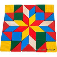 Большая мозаика Геометрические фигуры 44 элемента Руді Ду-57