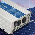 ISI-501 – серия DC-AC инверторов с зарядкой АКБ от солнечной панели