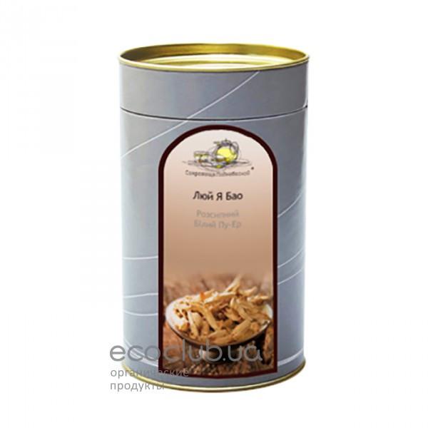 Чай Белый Пу-Эр Люй Я Бао Сокровища Поднебесной 50г