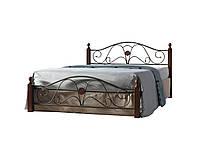 Кровать двуспальная Вивьен 140 (Vivien 140)