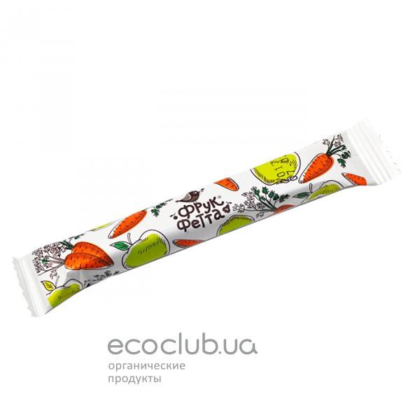 Конфета-пастила Яблоко с морковью Фруталина 20г