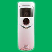 Диспенсер для аэрозольных освежителей воздуха SafePro белый, пластиковый