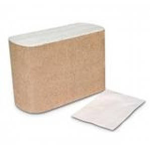 Салфетки бумажная барная для диспенсера (для 42210) 334 шт/уп белая Tork