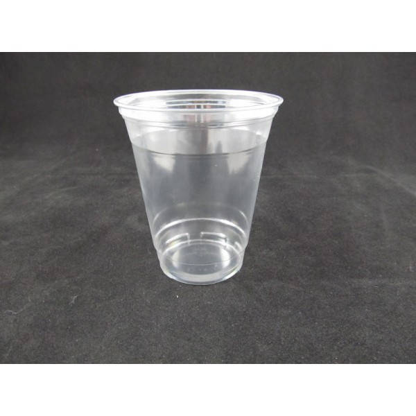 Стакан пластиковый прозрачный 355 мл 50шт/уп