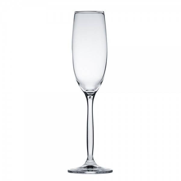 Бокал для шампанского 220 мл. Сhanson, Crystalex