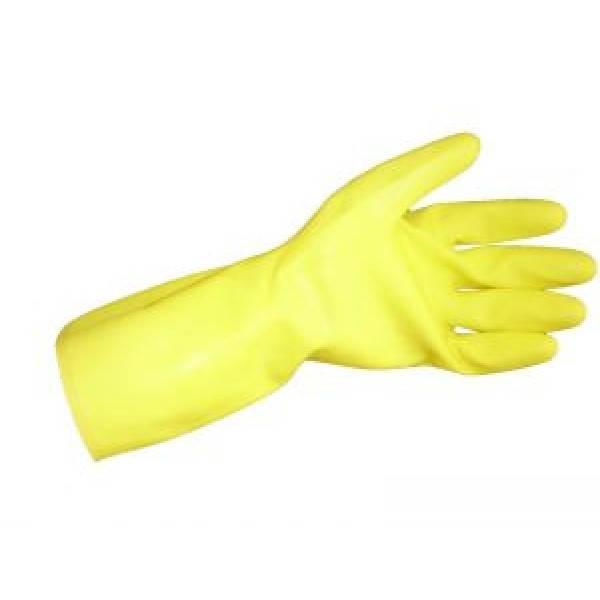 Перчатки резиновые L пара/уп Акция