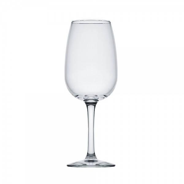 Бокал для вина 410 мл. на ножке, стеклянный Vigneron, Durobor