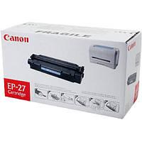 Лазерный черный картридж Canon EP-27 для LBP-3200, MF 3110/3228/3240 5630/5650/5730/5750/5770