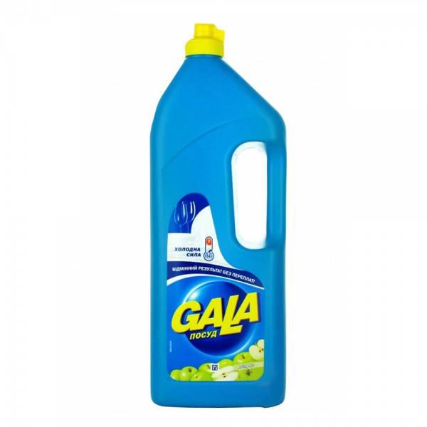 Средство для мытья посуды 1 л. GALA