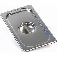 Крышка для гастроемкости GN 1/3 нержавеющая сталь, Presto Ware