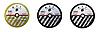 Круг абразивный отрезной по металлу А.Т.Т. 125х1,2х22,2