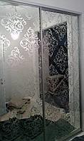 Зеркальные раздвижные двери Киев цена