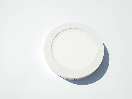 Led светильник 6w накладной круглый(Biom)4000К, фото 2