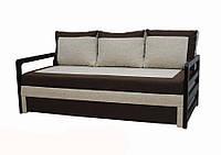 Диван Garnitur Лотос светло-коричневый 200 см