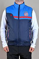Жилет мужской спортивный Adidas Bayern Munchen