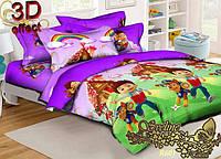 Полуторный комплект постельного белья Sveline Tekstil Paw Patrol (R601)