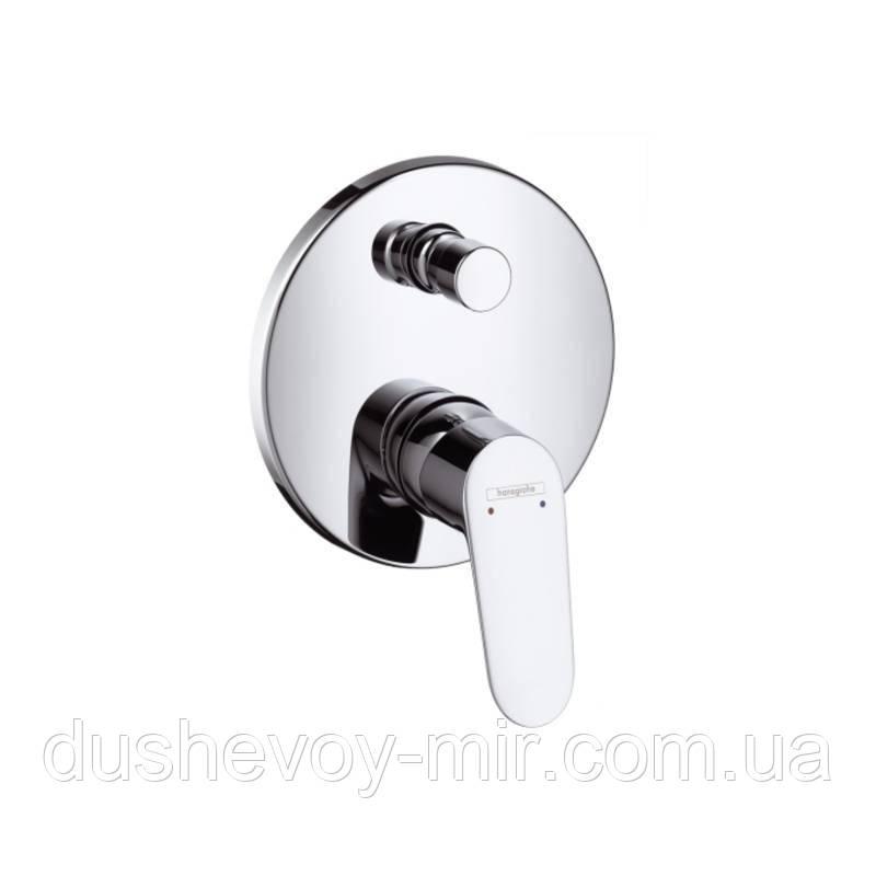 HANSGROHE Focus E2 Смеситель для ванны, однорычажный 31945000