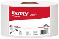 Туалетная бумага Katrin Classic в рулонах, мягкая (95ммХ150м) 2504