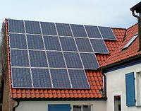 Сетевая солнечная электростанция 10кВт Altek&Omron
