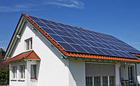 Сетевая солнечная электростанция 10кВт Abi-Solar&ABB