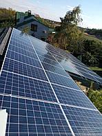 Сетевая солнечная электростанция 30 кВт Bisol&SMA