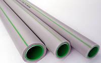 Труба полипропиленовая ASG-Plast ПН 20 Classic 25х4,2 green pipe