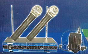 Ручной микрофон + головной WM-501