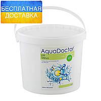 Средство для понижения уровня pH  AquaDOCTOR pH  Minus 5 кг.